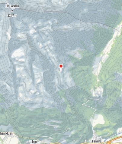 Karte / Ringelspitzhütte SAC