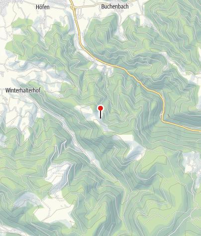 Karte / Höfener Hütte