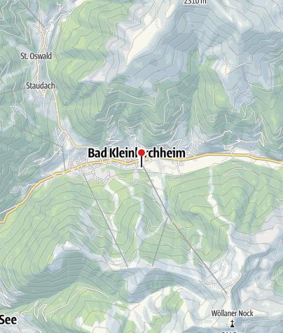 Karte / Almstube