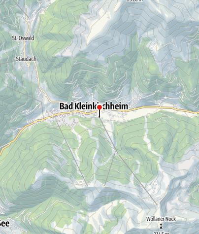 Karte / Zum Sepp