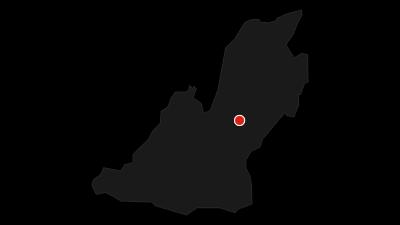 Cartina / Sito Archeologico di Fiavé: patrimonio UNESCO