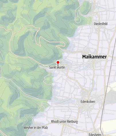 Karte / Alter Gutshof Raabe