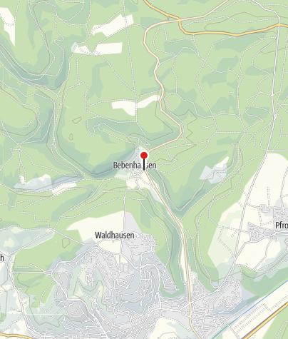 Karte / Schranners Waldhorn