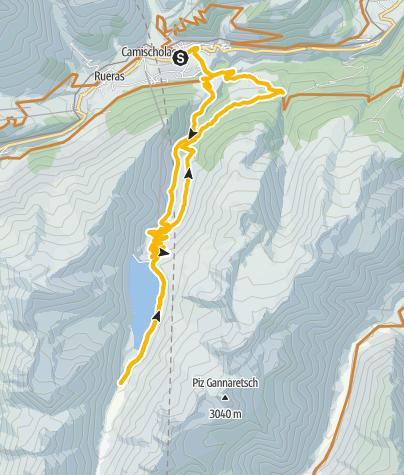 Karte / 207 Bostg