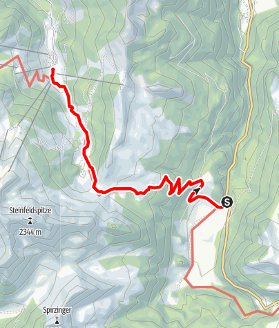 Map / Wanderbus-Tipp: Gnadenalm - Tauernkarleiten - Zauchensee