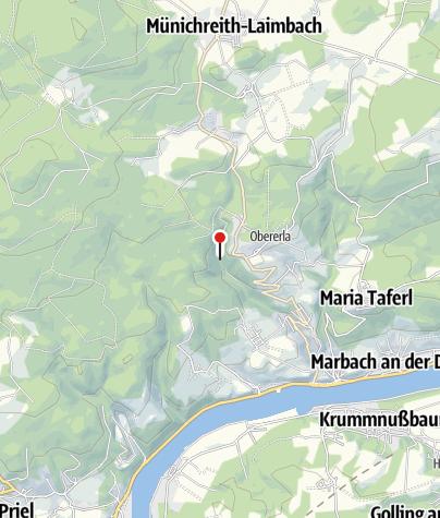 Mapa / Steinbachklamm