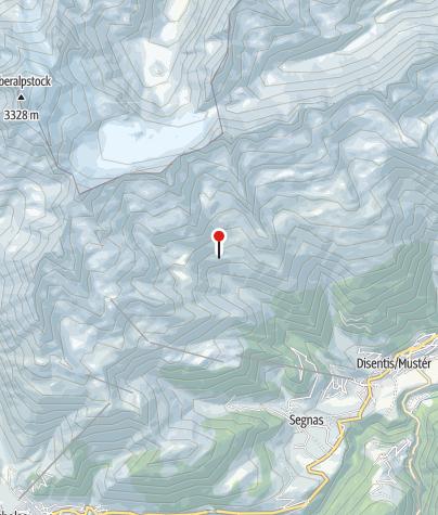 Map / Lake Lag Serein