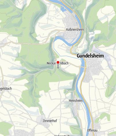 Karte / Burg Guttenberg - Museum, Greifenwarte und Burgschenke